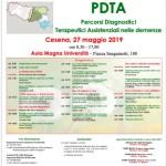 Locandina PDTA
