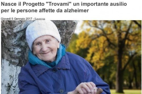 """Progetto """" Trovami """""""